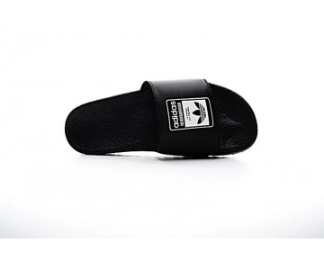 Neighborhood X Adidas Originals Adilette Sandal Boost Hd Schwarz & Weiß Unisex