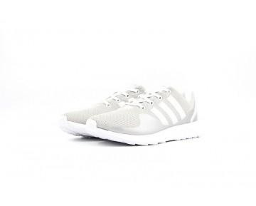 Herren Schuhe Adidas Originals Zx Flux Adv Tech S76395 Licht Grau