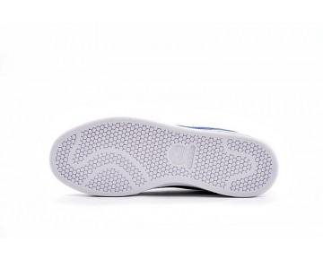 Unisex Tief Blau & Weiß Adidas Originals Stan Smith S80026 Schuhe