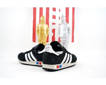 Schwarz & Weiß Schuhe Adidas Consortium La Trainer Og Bb3774 Herren