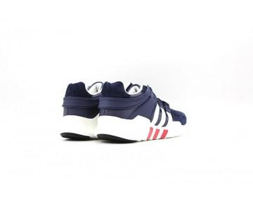 Tief Blau & Weiß Schuhe Adidas Eqt Support Adv S81502 Herren