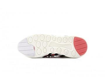 Unisex Adidas Eqt Support Adv Primeknit 91/17 Cq2157 Schuhe Schwarz & Orange & Rosa