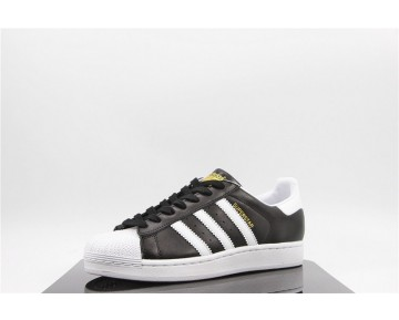 Unisex Schuhe Adidas Originals Superstart B27138 Hot Stamping Blac