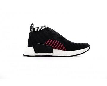 Schuhe Schwarz & Rosa Unisex Adidas Nmd City Sock 2 Primeknit Ore Ba7188
