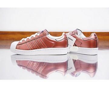 Adidas Superstar Boost Bb2270 Schuhe Rose Gold Damen