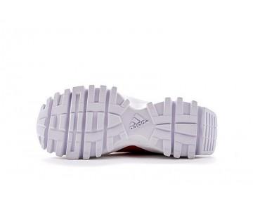 Herren Weiß Mountaineering X Adidas Seeulater Primeknit S80533 Schuhe Rot & Weiß