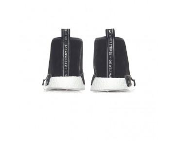 Unisex Adidas Nmd C1 Original Boost Chukka S79146 Schuhe Schwarz