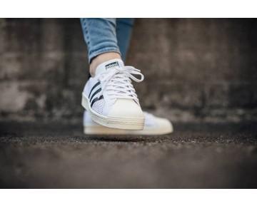 Adidas Consortium Superstar 80S Primeknit Unisex Schuhe