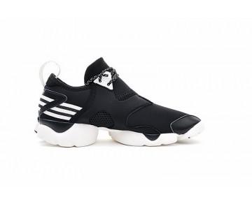 Unisex Schuhe Schwarz & Weiß Yohji Yamamoto Y-3 Kohna B26257