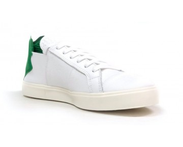 Weiß & Grün Pharrell Williams X Adidas Elastic Lace Up Aq4917 Schuhe Unisex