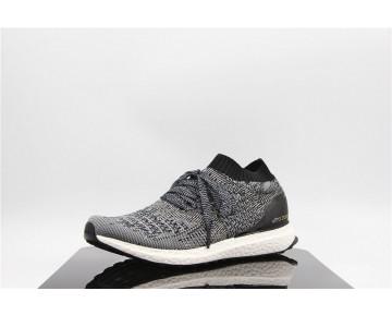 Unisex Adidas Ultra Boost Uncaged Mottled Grau / Schwarz Schuhe