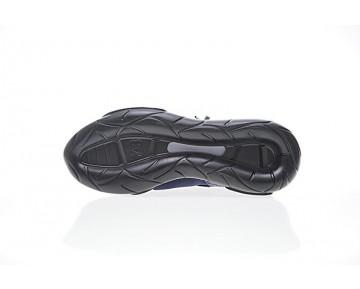 Y-3 Qasa High B26338 Tief Blau & Snake Schuhe Unisex