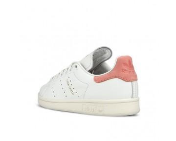 Weiß & Rosa Unisex Schuhe Adidas Originals Stan Smith 16S S80024