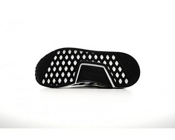 Off X Adidas Nmd R1 Pk Boost By3508 Schuhe Weiß & Schwarz Unisex