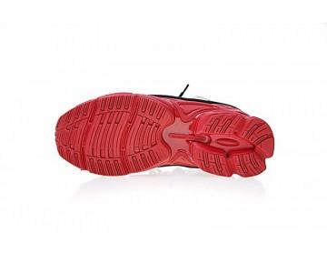 Raf Simons X Adidas Ozweego Iii Da8775 Schuhe Unisex Schwarz & Rot