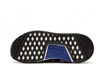 Schuhe Herren Tief Grün & Blau Adidas Nmd_R1 Runner Suede W S75230