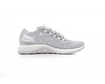 Schwarz & Grau & Weiß Herren Schuhe Adidas Pure Boost Ltd Ba8899