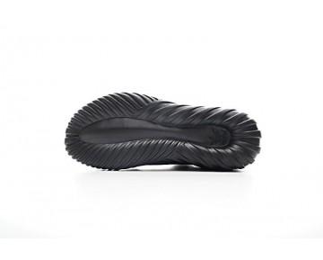 Schwarz & Orange & Rot Herren Adidas Tubular Doom Sock Low S74266 Schuhe