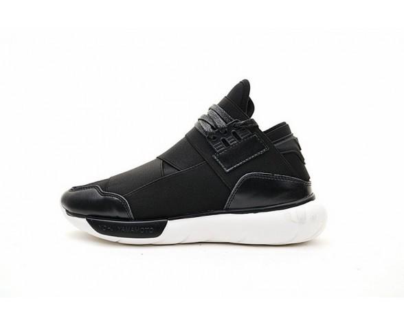 Y-3 Qasa High Aq5499 Schuhe Unisex Schwarz & Weiß