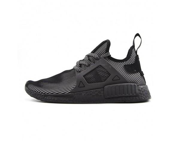 Schuhe Unisex Adidas Originals Nmd Primeknit Xr1 S32211 Schwarz