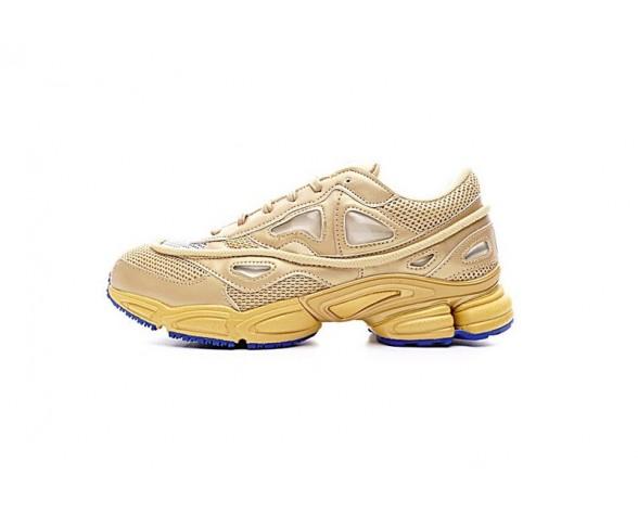 Gold & Blau Unisex Raf Simons X Adidas Consortium Ozweego 2 Aq2641 Schuhe