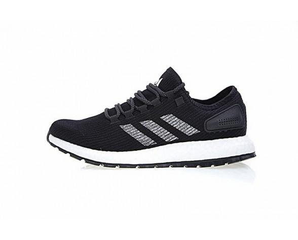 Unisex Adidas Pure Boost Ltd S80795 Schwarz & Weiß Schuhe