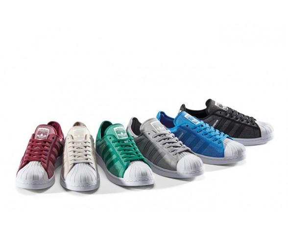 Adidas Originals Superstar Festival Canvas Pack Schuhe Unisex