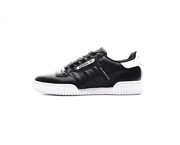 Schwarz & Weiß Herren Schuhe Yeezy X Adidas Originals Powerphase Cq1697