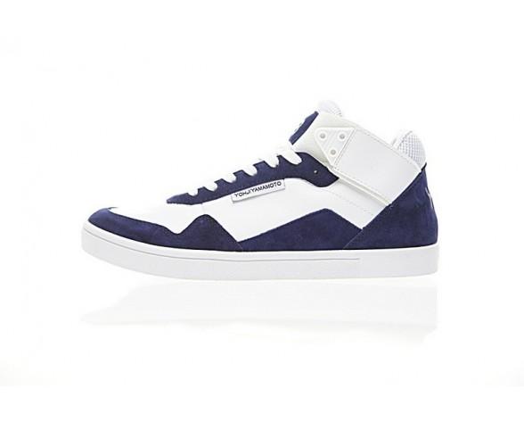 Weiß & Tief Blau Schuhe Herren Yohji Yamamoto By Adidas Y-3 Kazuhuna Aq5525