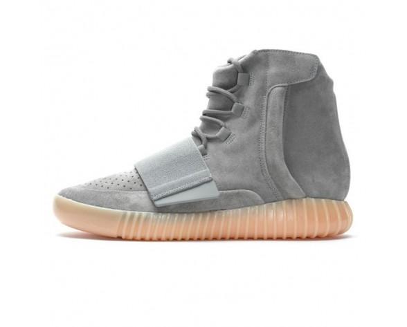 Schuhe Adidas Originals Yeezy 750Boost Bb1840 Unisex Licht Grau/Licht Grau/Gum