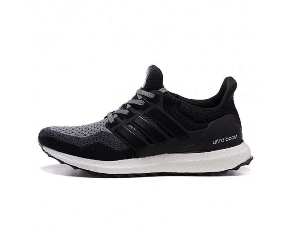 Schwarz & Grau Schuhe Unisex Adidas Ultra Boost
