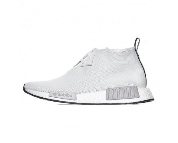 Adidas Nmd_C1 Chukka S79149 Unisex Schuhe Vintage Weiß