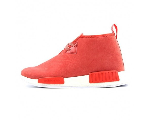 Lush Rot Unisex Schuhe Adidas Nmd C1 Original Boost Chukka S79147