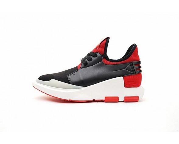 Adidas Y-3 Nociu Bj888-2 Unisex Rot & Schwarz & Camo Schuhe
