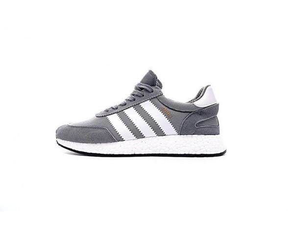 Adidas Iniki Runner Boost Bb2089 Schuhe Unisex Grau