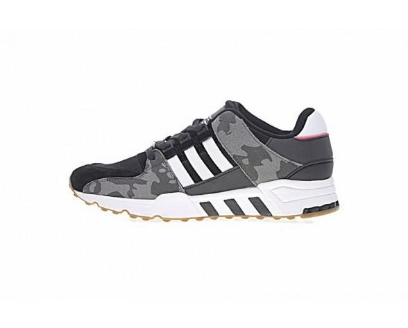Adidas Originals Eqt Rf Support Bb1324 Schuhe Unisex Schwarz & Licht Grau