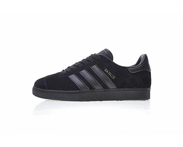 Schwarz & Gold Unisex Schuhe Adidas Originals Gazelle Bz0029