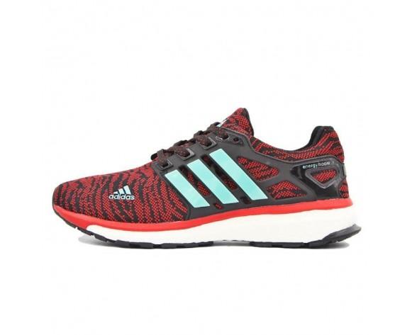 Rot Speckle Schwarz Schuhe Unisex Adidas Energy Boost Primeknit Esm M29762