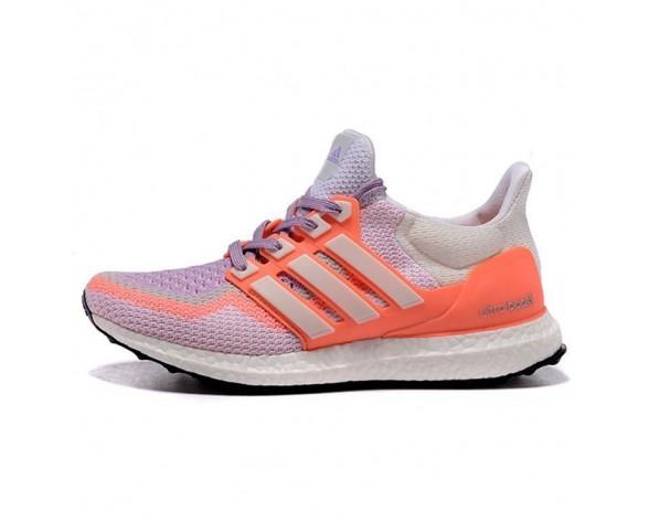 Unisex Adidas Ultra Boost Weiß Rouge Powder Schuhe