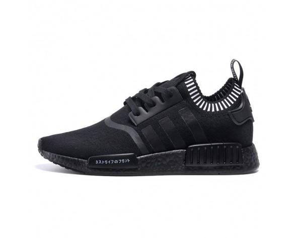 Unisex Schuhe Adidas Nmd 36-44 Triple Schwarz