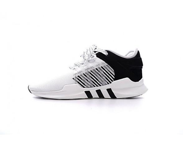 Adidas Eqt Support Adv Primeknit 91/17 Cq2158 Weiß & Schwarz Schuhe Unisex