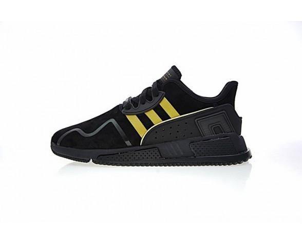 Schuhe Herren Schwarz & Gelb Adidas Eqt Cushion Adv Bb6212