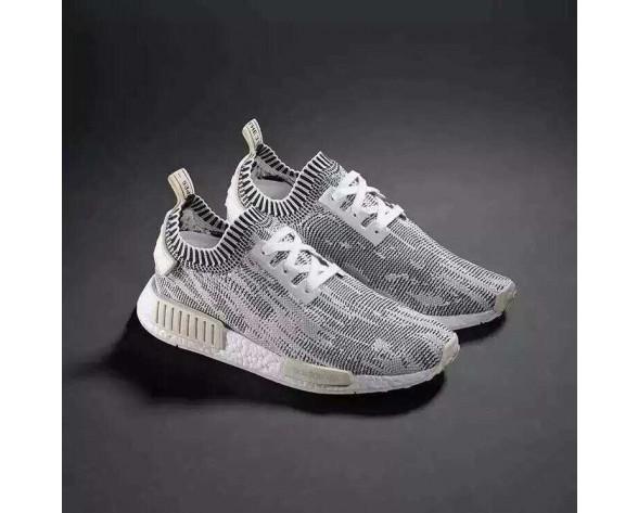 Schuhe Adidas Nmd Runner Pk Camopac S79479 Grau Khak Camo Unisex