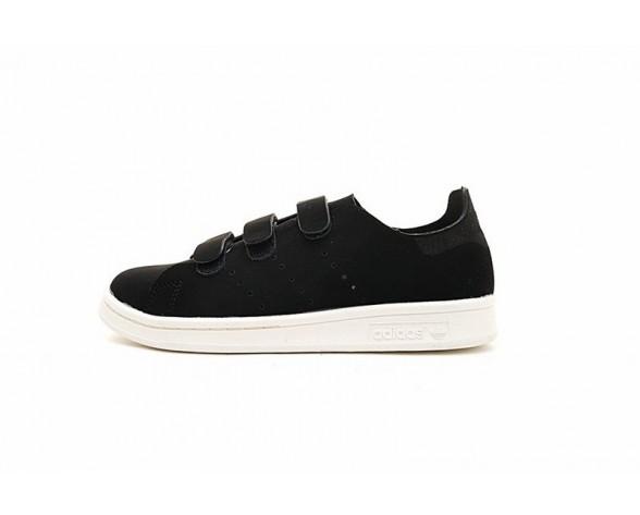Laser Schwarz Braun Schuhe Adidas Originals Stan Smith Op Cf S32270 Unisex