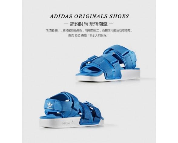 Blau Unisex Adidas Adilette Sandal W S75381