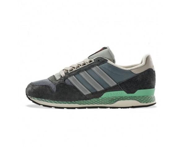 Collegiate Silber/Metallic Silber/Schwarz Schuhe Herren Kazuki X Adidas Zxz Adv 84-Lab D67359