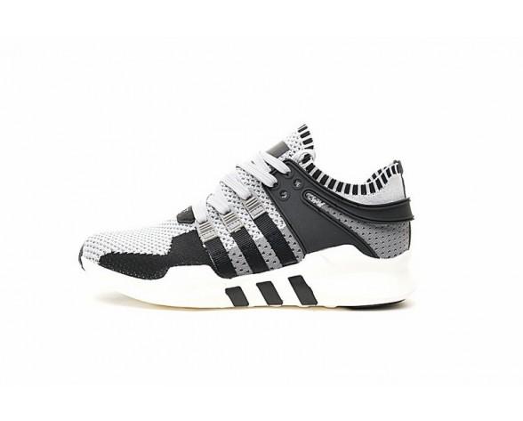 Grau & Schwarz & Weiß Adidas Eqt Support Adv Primeknit Ba8339 Unisex Schuhe