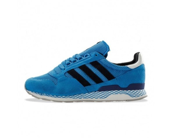 Unisex Schuhe Adidas Originals Zxz Adv 90S Run Thru Time Pack D67358 Sky Blau