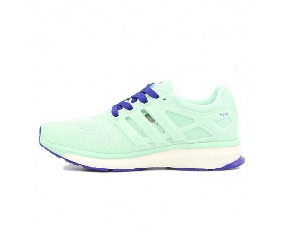 Schuhe Damen Adidas Running Energy Boost Esm W S83147 Ice Cream Grün