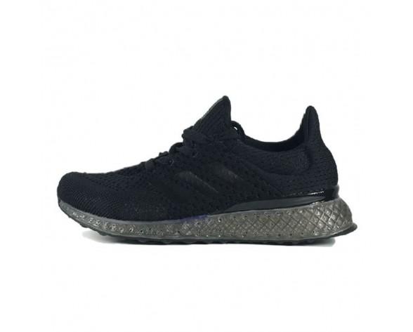 Adidas Futurecraft 3D Printed Sneakers 3D Schwarz Unisex Schuhe